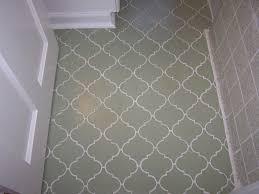 bathroom floor tile anti slip