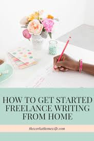 Starting a Freelance Writing Career with No Experience   Work From     Genuine Internet Jobs Real Companies That offer Writing Jobs