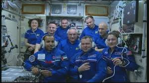 <b>New Arrivals</b> Welcomed Aboard the Space Station on This Week ...