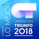 Operación Triunfo 2018: Lo Mejor 1ª Parte