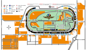 Indianapolis Motor Speedway Seating Chart Indianapolis 500 Mvp Travel