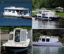Small Picture Small Houseboats are popular House Boat Designs and Trailerable