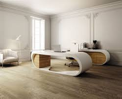 modern furniture trends. Furniture Modern Home Inspiring Luxury Astounding Curved Office Desk Futuristic Of Concept Trends