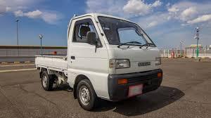 1993 Suzuki Carry Ultra Low Mileage Diff Axle Locks Walk Around And Test Drive