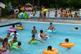 Exellent Kids Public Swimming Pool Pools Playing Balls Pixelmaricom And Inspiration