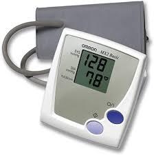 Omron MX2 <b>Digital Automatic</b> Upper Arm <b>Blood Pressure</b> Monitor ...