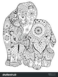 coloring pages of elephants in addition to elephant coloring pages photograph elephant coloring pages elephants coloring