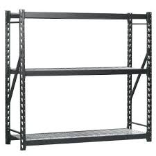 30 inch wide wire shelves garage racks storage the home depot black powder coat freestanding shelving units compressed