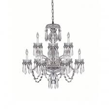 cranmore 9 arm chandelier