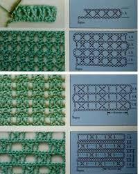 crochet diagram: лучшие изображения (1020) | Схемы вязания ...