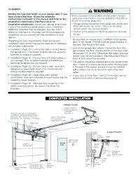 genie garage door opener won t close mytownhall info in manual prepare 39