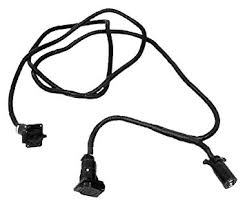 41yI0l7I0QL._SX355_ amazon com torklift w6532 7 way wiring pigtail for camper and on boat trailer light wiring harness