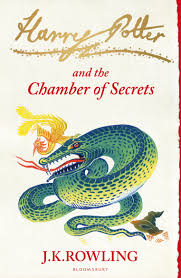 book 2 harry potter and the chamber of secrets cover art