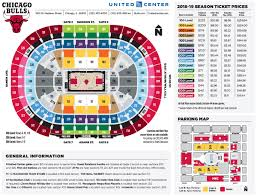 Scientific Chicago Bulls Skybox Tickets Blackhawks At