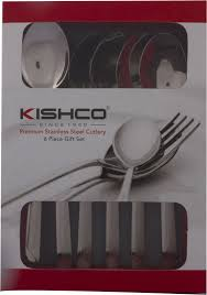 Kishco Cutlery Designs Kishco Stainless Steel Dessert Spoon Set Price In India
