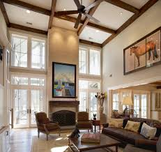 Living Room Ceiling 60 Exciting Vaulted Ceiling Living Room