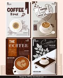 Coffee Menu Templates Free Vector Download 20 996 Free