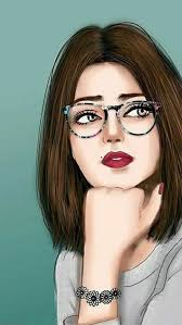 DP for Girls | Girly drawings, Sarra art, Digital art girl