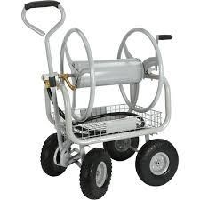 garden hose reel parts. Strongway Garden Hose Reel Cart Holds 5 8in X 400ftl Hosemetal Parts Lowes Treasures
