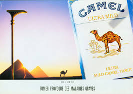 Camel Ultra Lights Stanford Research Into The Impact Of Tobacco Advertising