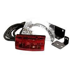 bulldog utv tail stop light kit bracket 2 70131 the home depot utv tail stop light kit bracket