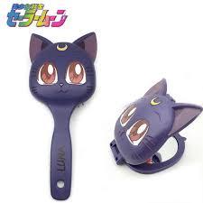 Расческа для волос <b>sailor moon luna cat</b>, расческа для волос ...