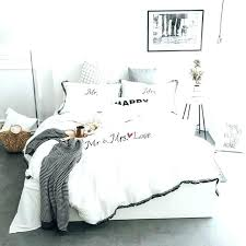 king size bedding sets asda white king size duvet cover cotton comforter sets pink grey tassels