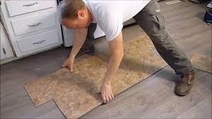 allure ultra interlocking resilient plank flooring trafficmaster allure vinyl plank allure flooring installation