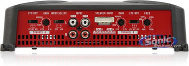 high level v s low level inputs learning center sonic electronix car audio amplifiers come in a variety of configurations that can contour perfectly to your installation scenario one aspect of an audio amplifier is the