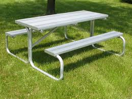 aluminum picnic tables. Aluminum Picnic Table With Legs Tables