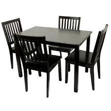 hapihomes vyell 4 seater dining set
