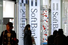 softbank to buy fortress investment group for 3 3 billion bloomberg