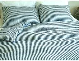 navy and white striped quilt rugby stripe full size of black grey bedding sheet set