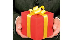 festive cheer gifts received from imate family members who are listed as per ine tax act are fully exempt from tax