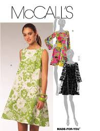 Mccalls Patterns Delectable McCall's 48 Misses Petite Dress And Slip