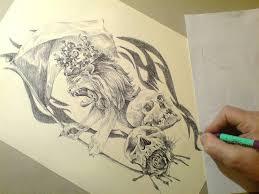 český Lev Tetování Vendy Atelier