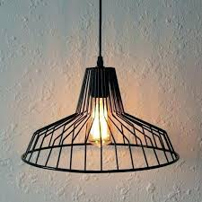 wire light bulb cage wire lamp cage iron wire pendant lamp for pendant light diamond wire