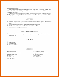 References On A Resume 100100 Resume References Examples Genericresume 56