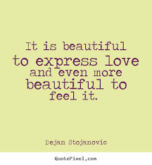 A Quote To Express Love Hover Me Stunning Expressing Love Quotes