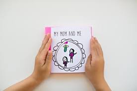here s a sweet and thoughtful book kids can make for mother s day that s a unique reflection of everything they love about mom use our free printable to
