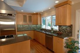 because the flooring should extend under the dishwasher and there is only so much height available under the counter in older homes in many parts of the
