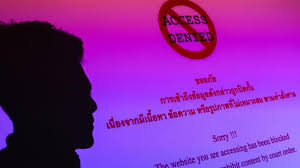 Cyber Law Threats And Abuse Critics Fear Effect Of New Thailand Cyber