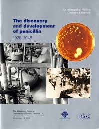 Alexander Fleming Discovery and Development of Penicillin ...
