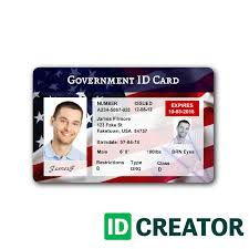 Idcreator Com Id Badge Maker Free Id Card Software 1