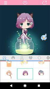 Cute Chibi Avatar Maker: Make Your Own Chibi for Android - APK Download
