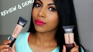 loreal infallible pro matte 24 hr foundation review demo shuanabeauty