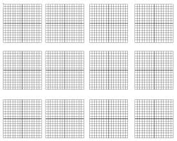 Online Graphing Paper Interactive Math Squared Editable