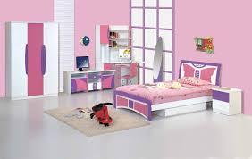 Bedroom  Beautiful Purple Wood Simple Design Baby Girl Nursery Baby Girl Room Paint Designs