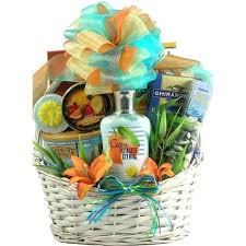 gift basket drop shipping sescsa seaside scent sation tropical spa gourmet gift basket
