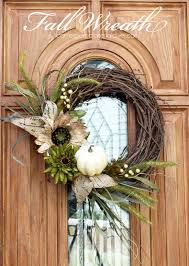 neutral fall wreath from confessionsofaserialdiyer com